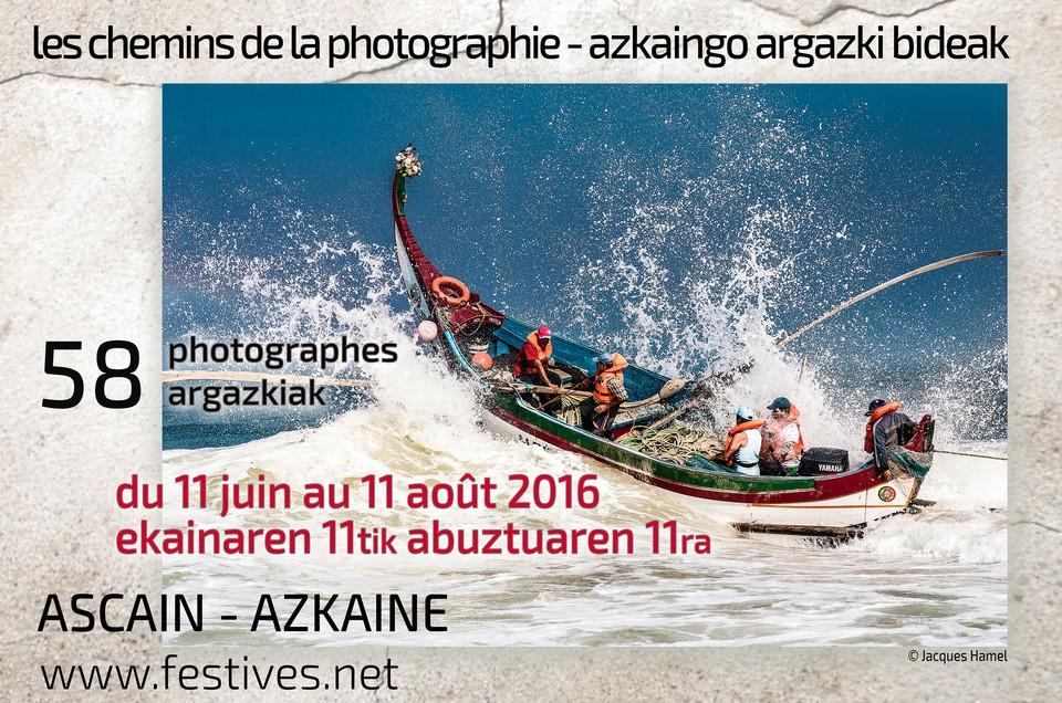 Les chemins de la photographie d'Ascain