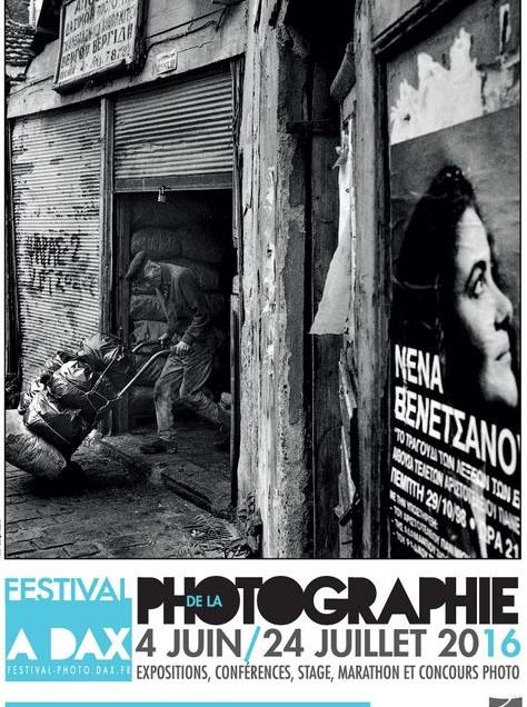 Festival de la photographie de DAX du 4 juin au 24 juillet 2016