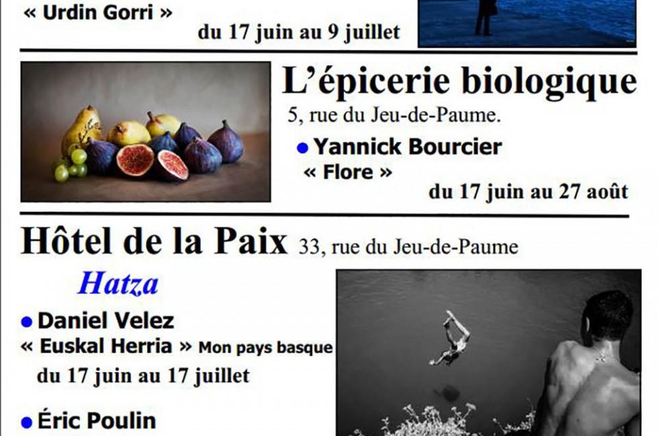 Begirada 2016: 5 expos à Decouvrir à Saint-Palais (64)